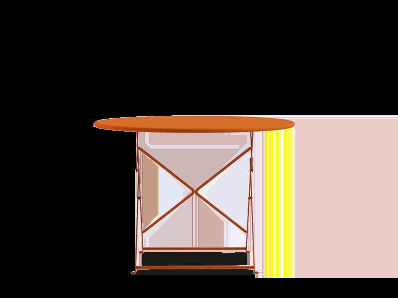 圆桌Ø105