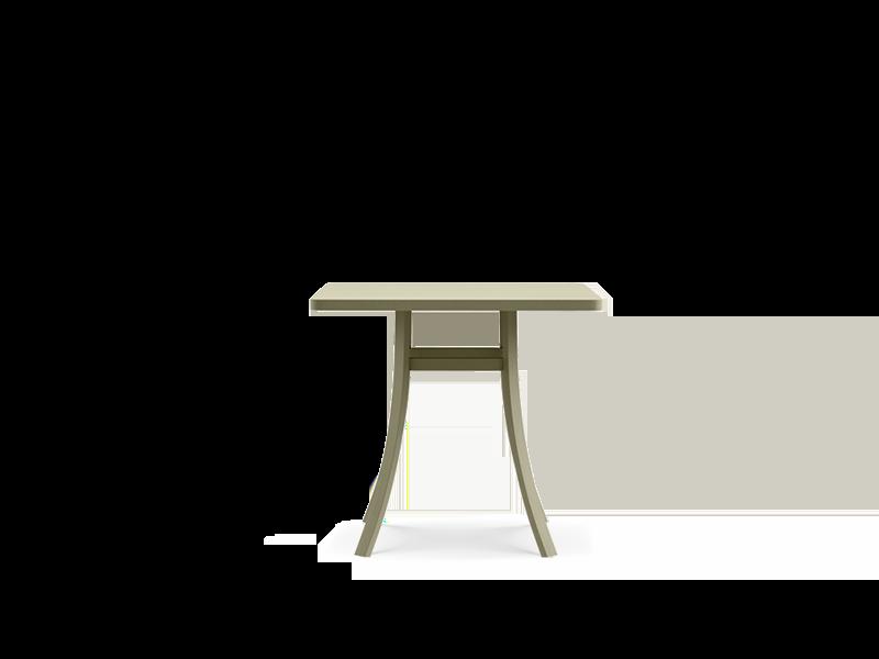 方桌 80x80cm