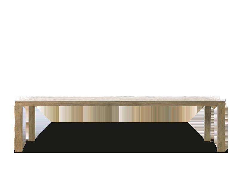 长方形桌子 300x110cm
