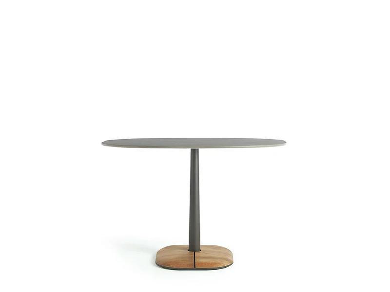 休息室餐桌 90x70 h 61