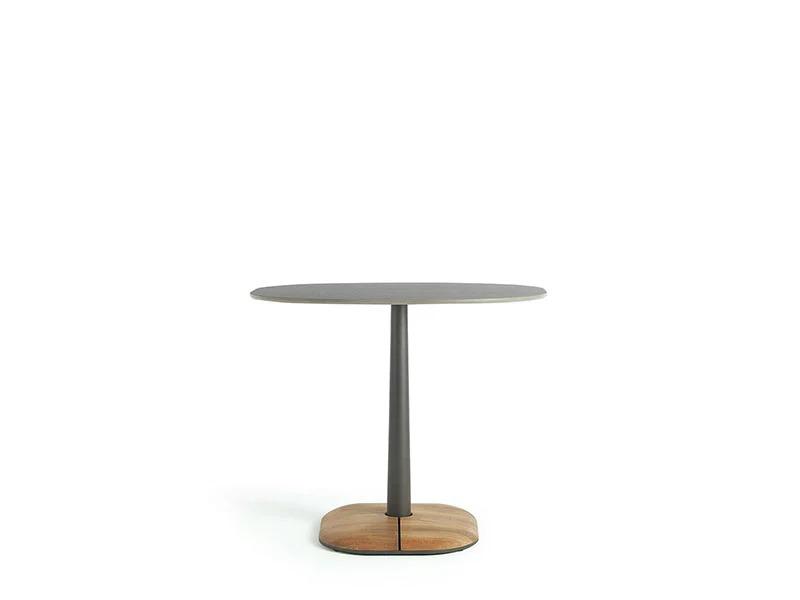 休息室餐桌 70x70 h 61