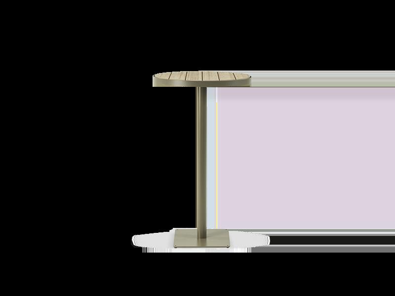 高桌Ø 60