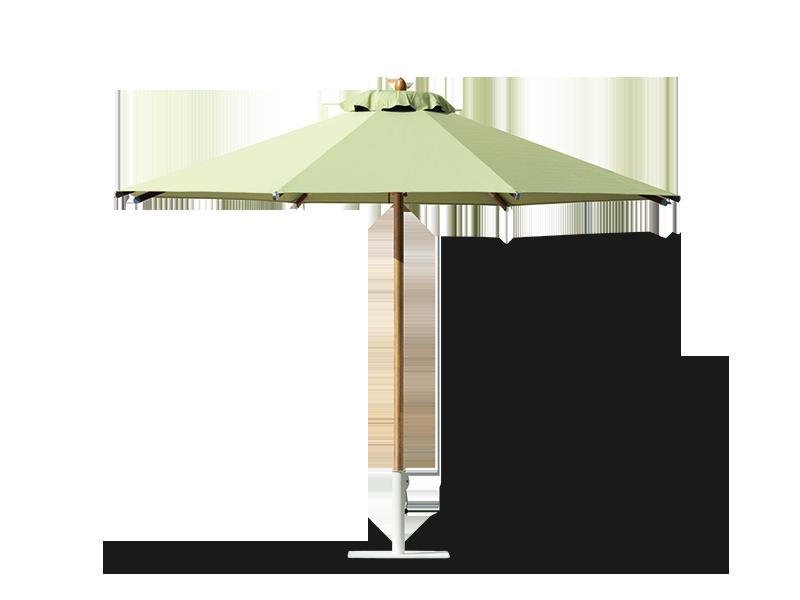 圆形遮阳伞Ø 3,5 m