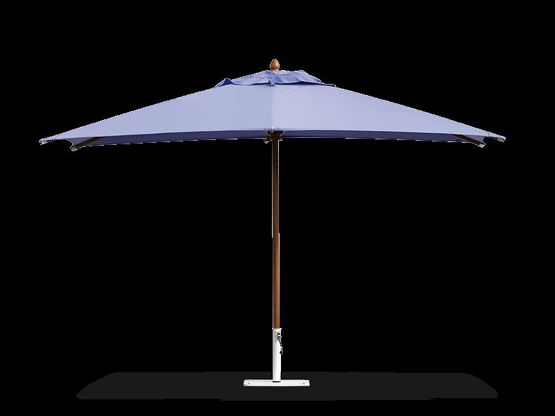 矩形遮阳伞 4x3 米